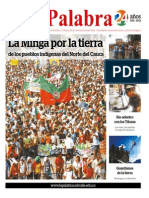 La Palabra. No. 258. Abril 2015