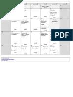 janvier  2015 calendrier