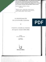 Assadourian Palomeque 2003 Las Relaciones Mercantiles de Cordoba 1800 1830-Libre