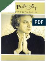 Alphabet - Roberto Cacciapaglia
