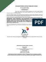 Akuisisi XL AXIS