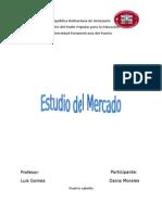 Estudio Mercado