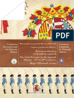 Presencia Irlandesa en La Milicia Española