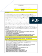 edss unit plan overview
