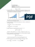 Ejercicios para integrales
