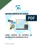 Interface de Arcgis 10.2(1)