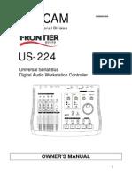 Us224 Manual