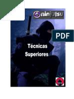 Ninjutsu Tecnicas