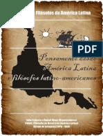 Cartilha - Filósofos Da América Latina