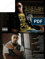 Digital Booklet - Jeremih