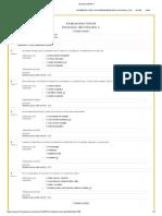 Evaluacion 1 de Introduccion a la Programacion