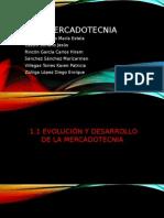 Evolución y Desarrollo de la Mercadotécnia