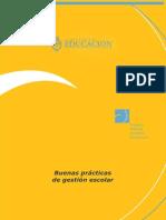 Cuadernillo 4 - Buenas Practicas de Gestion Escolar