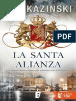 La Santa Alianza - A.J. Kazinski