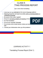 English for Translation Class5 Module5.ppt