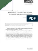 Miguel Rovisco - Poemas Do Prazer Masculino