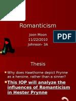 Romanticism+IOP