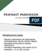 Penyakit Parkinson ppt