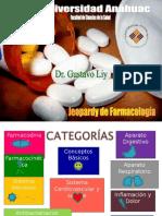 Jeopardy de Farmacología