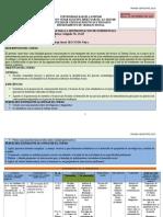 Taller 3 Metodología Para Sistematización de Experiencias