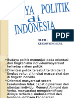 Budaya Politik Utk Print