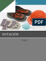 Prestaciones Sociales-Dotacion