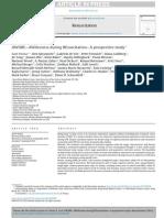 AWARE-AWAreness During REsuscitation- Aprospective Study 2014