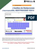 Software Restprocess V2013