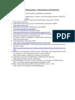 Pdf jurnal internasional pendidikan