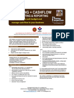 Budget and Cashflow Forecasting and Reporting Public Program by ITrainingExpert 2015