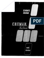 Crumar Stratus Service Manual