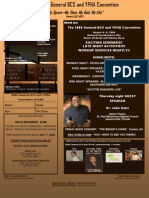 General Convention Flyer
