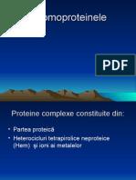 9.Cromoproteinele Rom