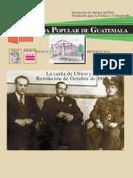 Historia Popular de Guatemala