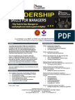 Leadership Skills for New Managers - 7 Key Tools _Public Program by ITrainingExpert_PT 2015