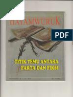 Hayamwuruk No.1-XX-2010 Titik Temu Antara Fakta Dan Fiksi