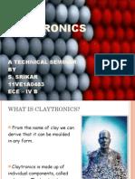claytronics technical seminar