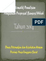30381Sistematika Pengajuan Proposal Bansos 2014