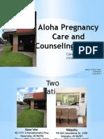 aloha pregnancy pp