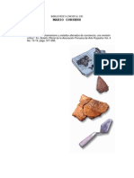 CONSENS, M. 2012. Arte rupestre, chamanismo y estados alterados de conciencia_una revisión crítica
