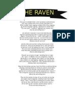 The Raven, E.A. Poe