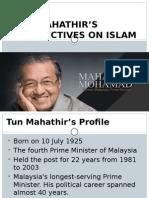 Tun Mahathir_s Perspectives on Islam New