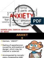 Anxiety Disorders2015