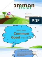 Common Good