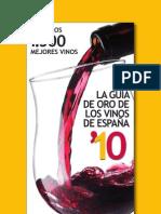 relacion vinos publicados guía de oro 2010
