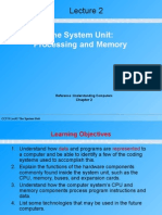 Lec#2 the System Unit