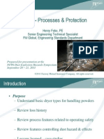Dryers Processes Protection