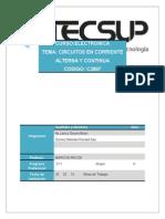 Informe 1 Electronica