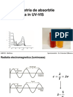 Spectrometrie (1)