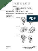 Endress+Hauser PMC51 Manual Eng